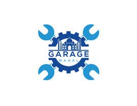 "#76 for Logo Artwork Design for ""Garage Mahal"" man cave by islam555saiful"