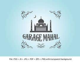 "#71 for Logo Artwork Design for ""Garage Mahal"" man cave by AbsoluteArt"