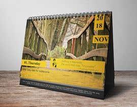 Nro 5 kilpailuun Design 30 Day Desk Calender QUOTES käyttäjältä marufshekh
