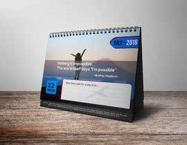 #12 for Design 30 Day Desk Calender QUOTES by Imrankhanbd777