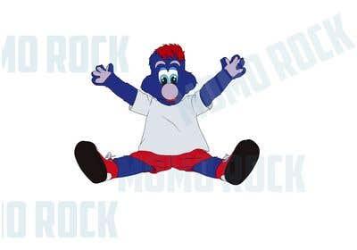 Billede af                             Mascot Illustration