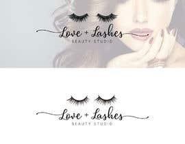 #173 cho Logo Contest:: Love + Lashes Beauty Studio bởi sharminbohny