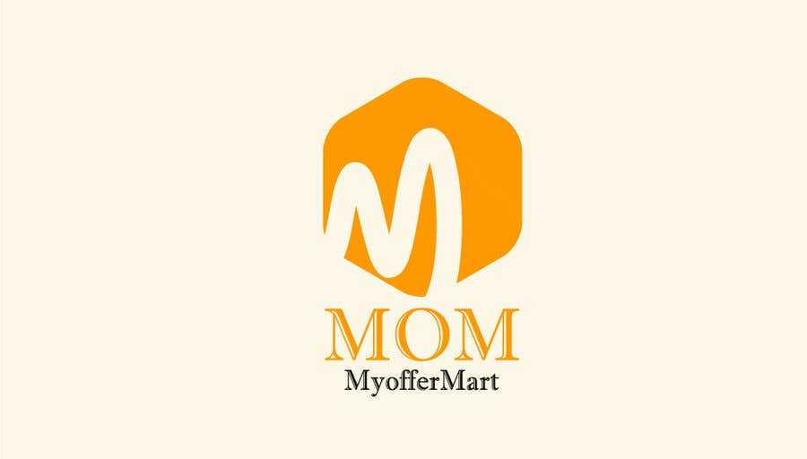 Конкурсная заявка №13 для Design logo for MoM (www.MyOfferMart.com)