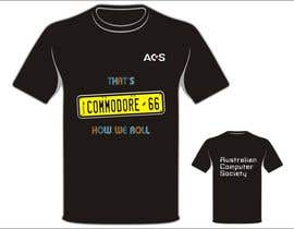 #434 for T-shirt Design for Australian Computer Society by epublisher2010