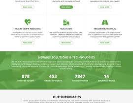 #31 untuk Website Design oleh WebCraft111