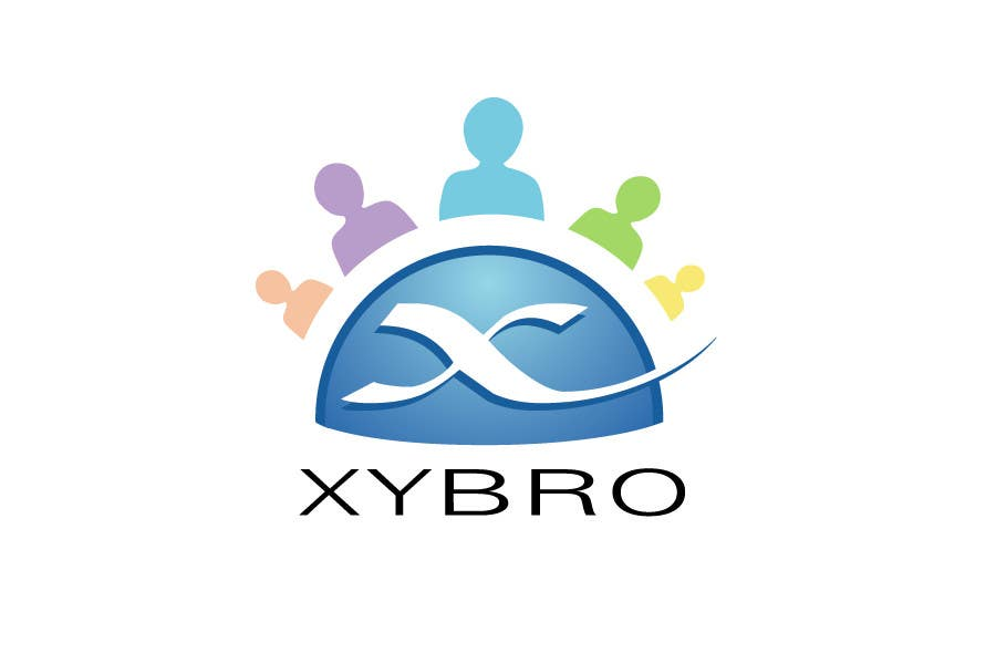 Konkurrenceindlæg #                                        58                                      for                                         Logo Design for XYBRO