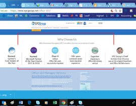 Číslo 12 pro uživatele Improve design of section to Website page od uživatele Manik012