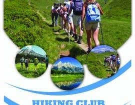 #47 for Flyer for Hiking Club af jannat1989