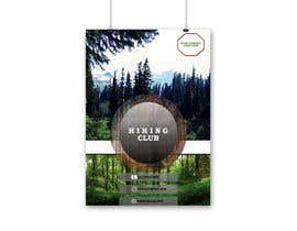 #33 for Flyer for Hiking Club by haquemarjana