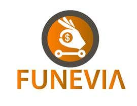 #34 for FLAT DESIGN CARTOON LOGO FOR FUNERAL TRANSPORT by naguib446