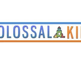 #6 for Logo Design:    Colossal Kids by itsAlejandro