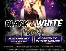 "#31 cho Design a Poster for ""Black & White Party"" bởi harsha456d"