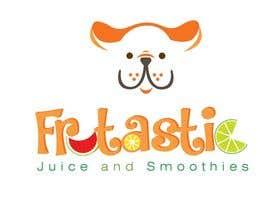 #34 para Design a Logo for New Juice n Smoothies Kiosk called Frutastic por olgakramar