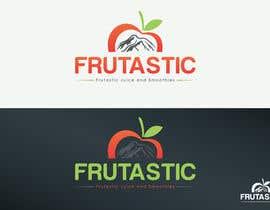 #51 para Design a Logo for New Juice n Smoothies Kiosk called Frutastic por noishotori