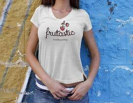 #103 para Design a Logo for New Juice n Smoothies Kiosk called Frutastic por lyudnik1