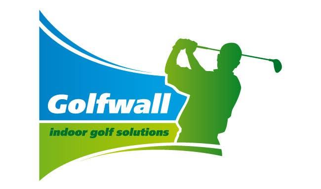 Inscrição nº 22 do Concurso para Logo Design for Courtwall-Golfwall International, Switzerland