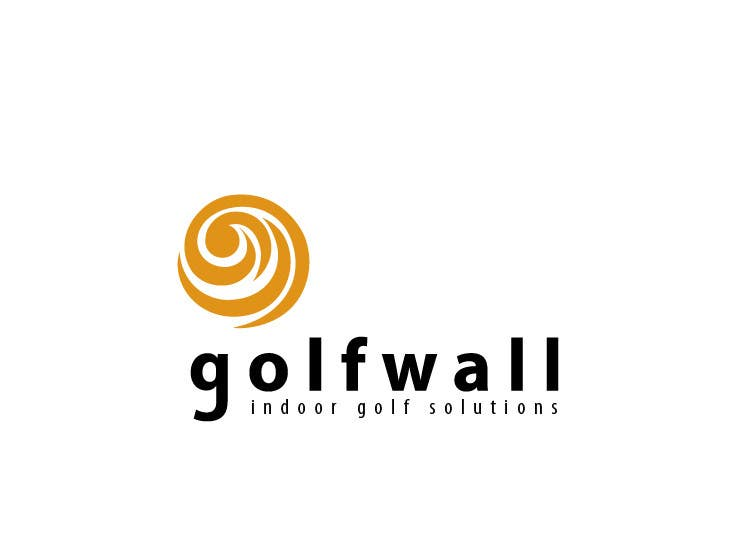 Inscrição nº 13 do Concurso para Logo Design for Courtwall-Golfwall International, Switzerland