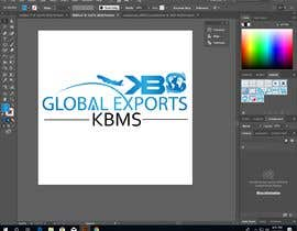 #86 for logo design for Export company by mdnayeem422