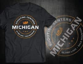 #46 for Michigan Shooting Centers T-Shirt Design Contest! af Ratulakash