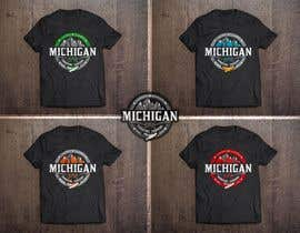 #98 for Michigan Shooting Centers T-Shirt Design Contest! af Mazzard