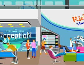 #12 for Scene Creation - Flat Designing: Creating a Reception Scene by AffendyIlias