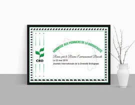 nº 5 pour certificate design par ColourPixie