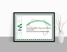 nº 6 pour certificate design par ColourPixie