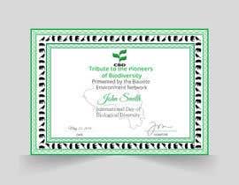 nº 8 pour certificate design par babul881