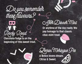 #21 untuk Fun Infographic Style Menu for Fudge Store oleh dmned