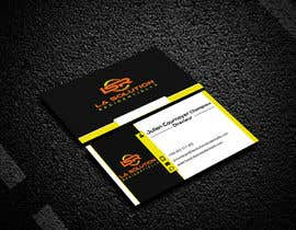 #248 for Design some business cards for the company : La Solution Résidentielle by monjurul9