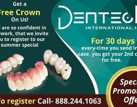 #36 for Design a Flyer for Dentech af Hasan628