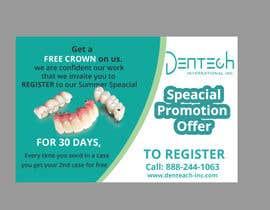 #33 for Design a Flyer for Dentech af babul881