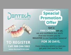 #47 for Design a Flyer for Dentech af babul881
