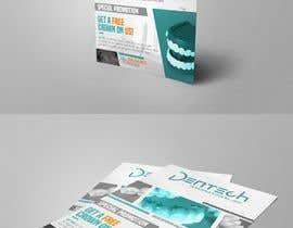 #75 for Design a Flyer for Dentech af Cira33
