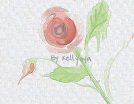 #18 for Draw different roses by kellynya