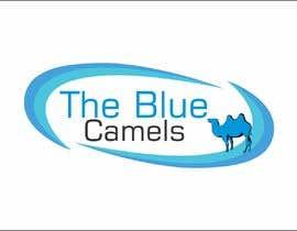 #12 for Blue Camels Logo af piter25