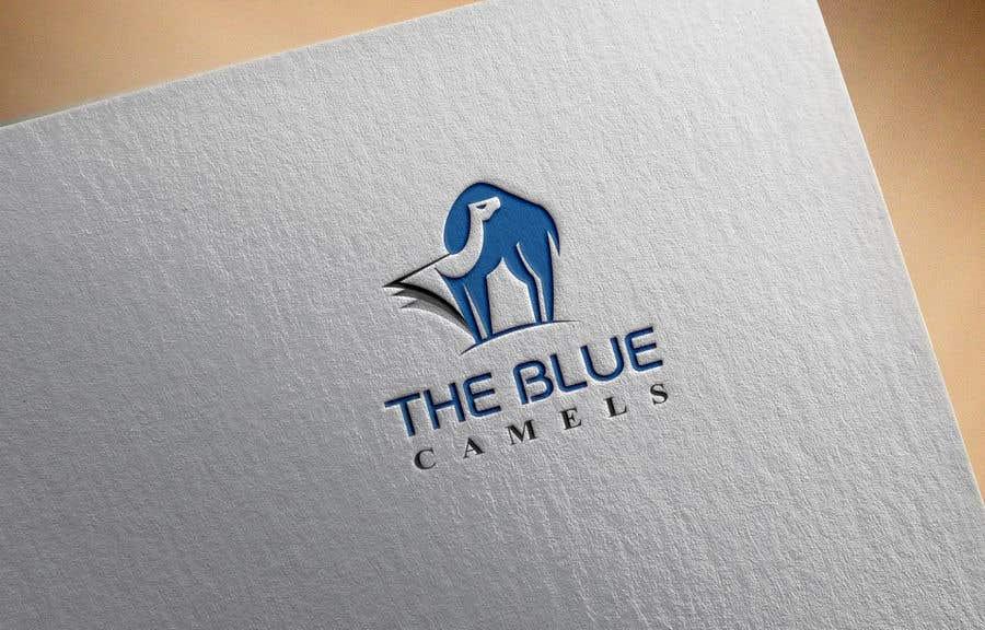 Konkurrenceindlæg #21 for Blue Camels Logo