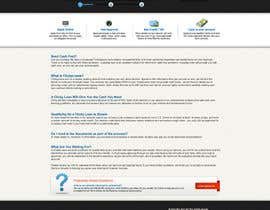 #33 for Website Design for clickyloans af ANALYSTEYE