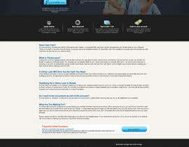 #34 for Website Design for clickyloans by ANALYSTEYE
