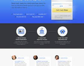 #26 para Website Design for clickyloans por andrewnickell