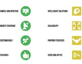 #5 untuk Create 8 Icons for Website oleh reshmaguptanag
