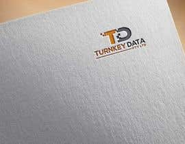 "Rimaart885 tarafından Logo Design. ""Turnkey Data Pty Ltd"". Primary product is a Food Manufacturing Database için no 48"