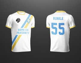 #10 for Design a Simple But Stylish Soccer Jersey by manuelameurer