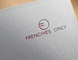 """dharmasentana tarafından """"Frenchies Only"""" Logo/Art Design - Movement Logo için no 40"""