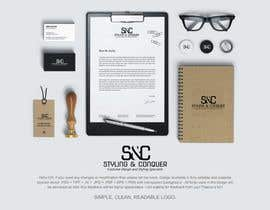 #106 for Develop a Corporate Identity for a Costume Designer, 'Style + Conquer' by AmanGraphic