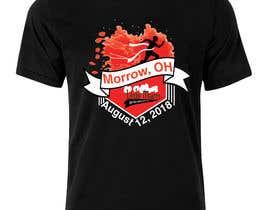 #23 for Design an T-Shirt for a half marathon af softboyasad