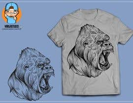 #68 cho Searching for 5 animal T-Shirt designs bởi GribertJvargas