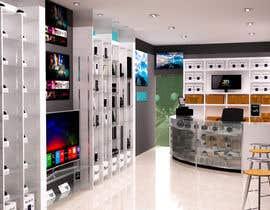 nº 27 pour Technology shop Interior Design par nahid5790