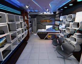 nº 16 pour Technology shop Interior Design par smarkies