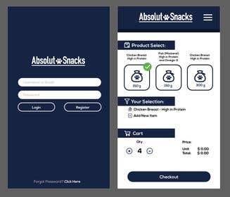 Kuva                             Absolut Snack App